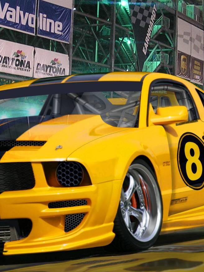 Mustang Race