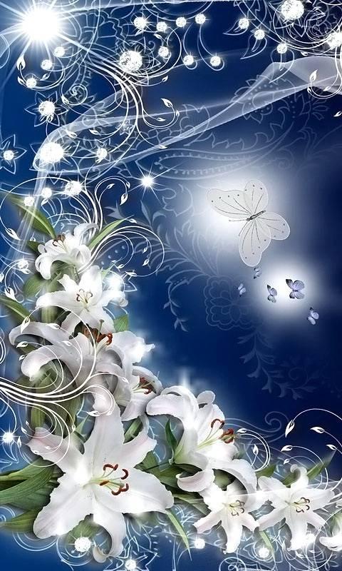 Glow Lilies
