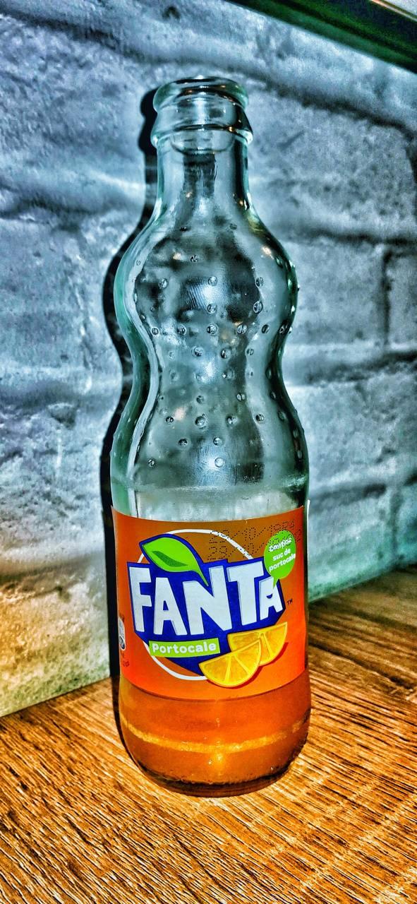 Fanta drink