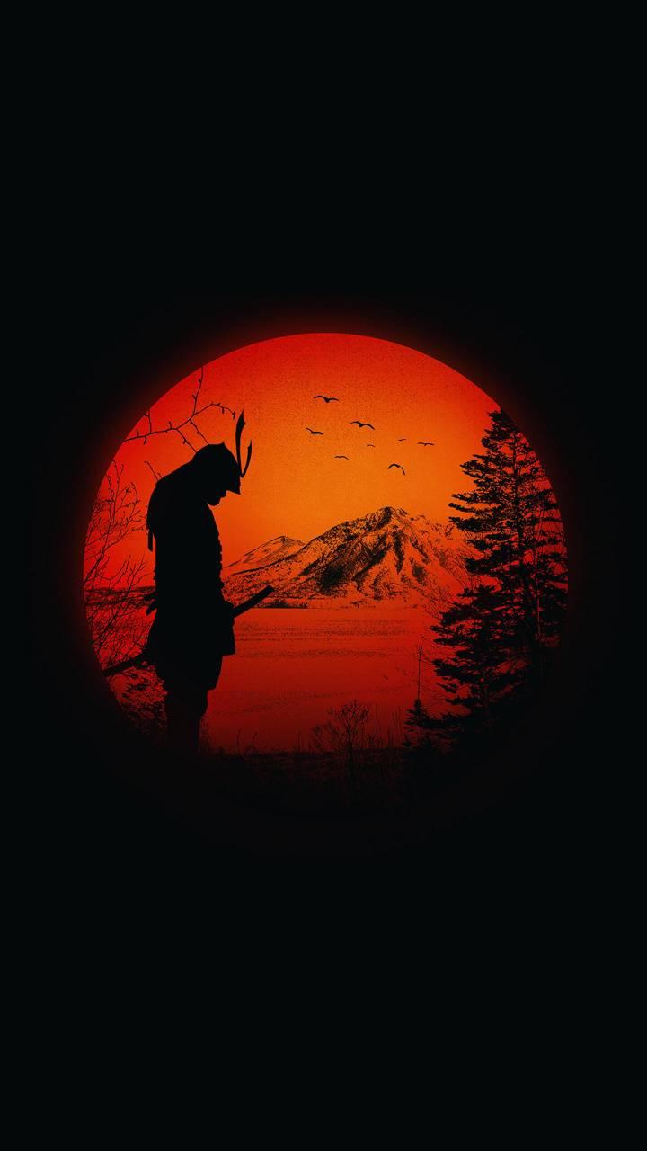 Samurai in peace