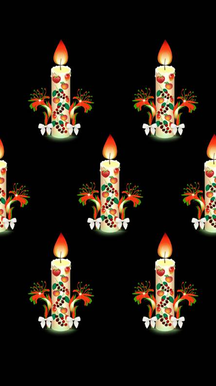 Fruit on candle2