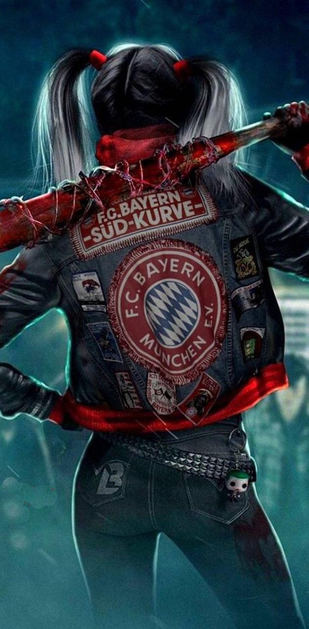 Bayern girl