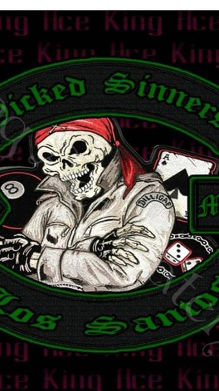 Wicked Sinners mc