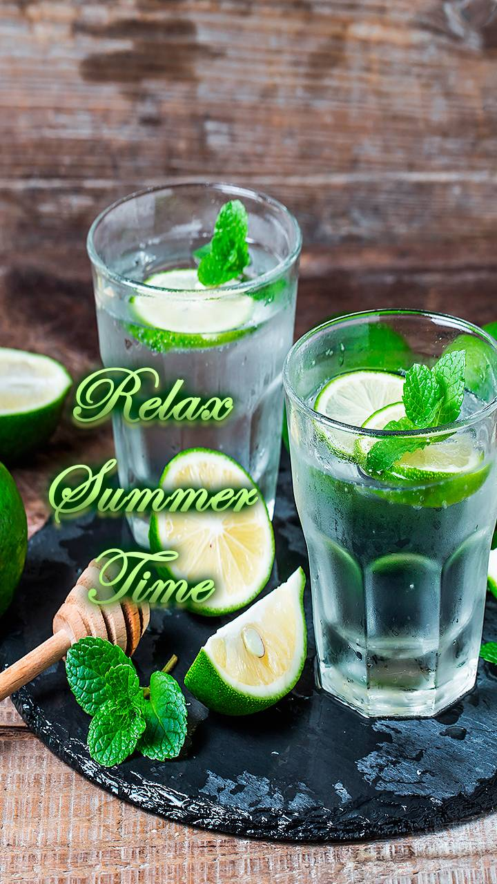 relax summer