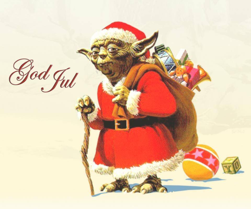 Yoda Christmas Wallpaper By Hellborn1990 Fc Free On Zedge