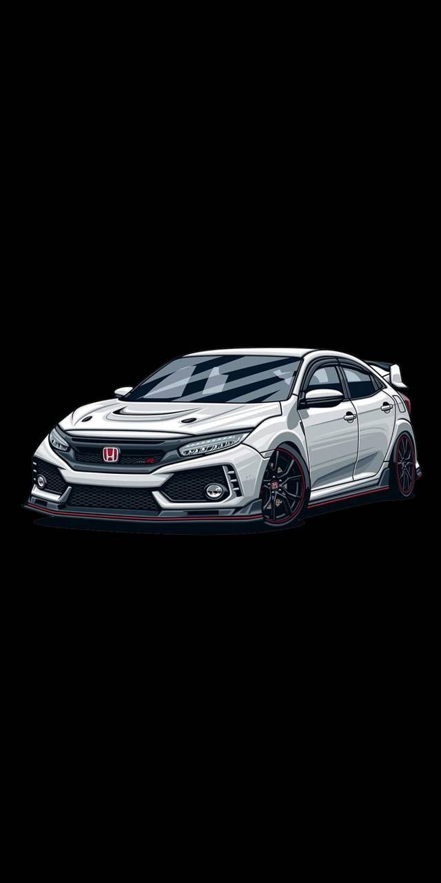 Honda Civic Type R Wallpaper By Alpinetr 3e Free On Zedge