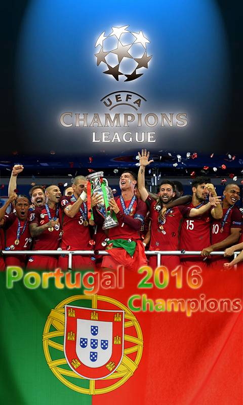 Portugal champions