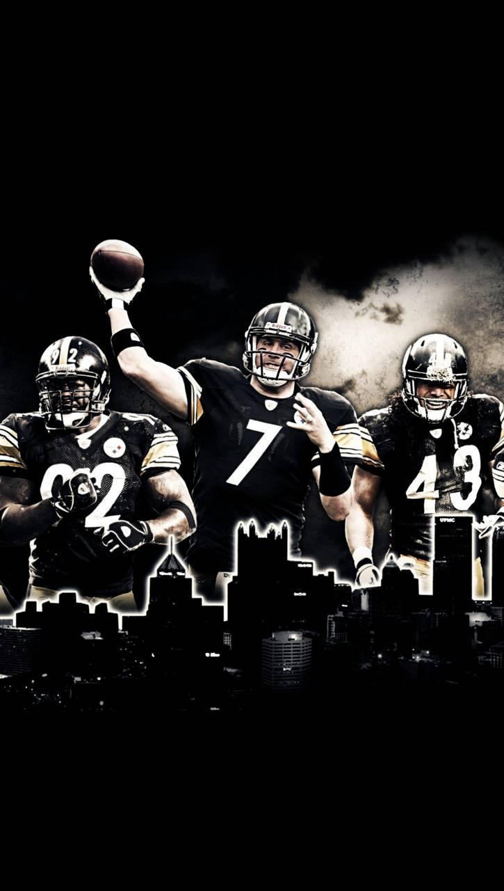 Steelers Steel City