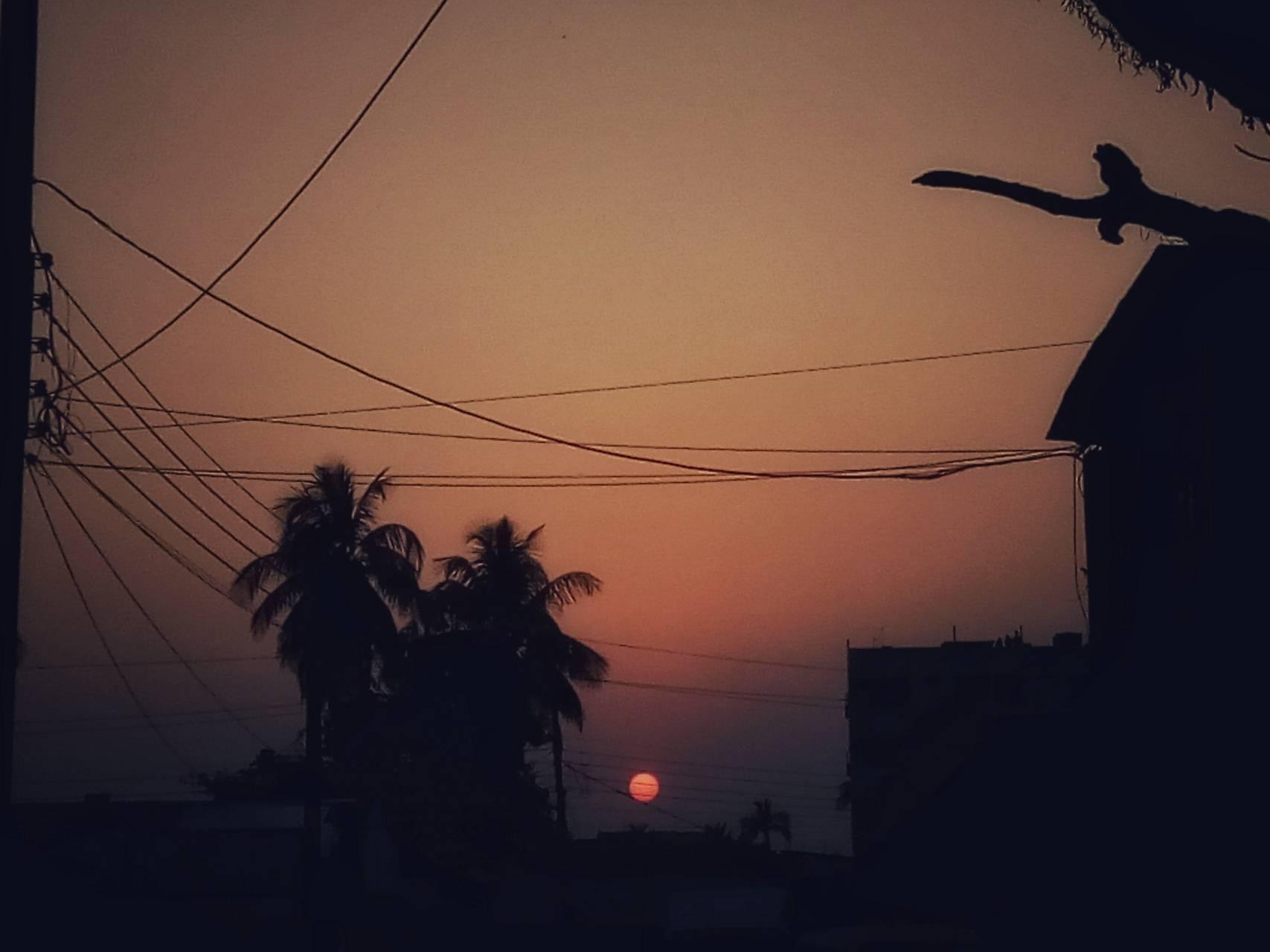 Sun set love