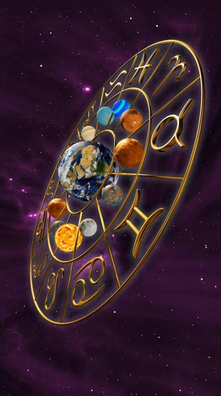 Space time clock