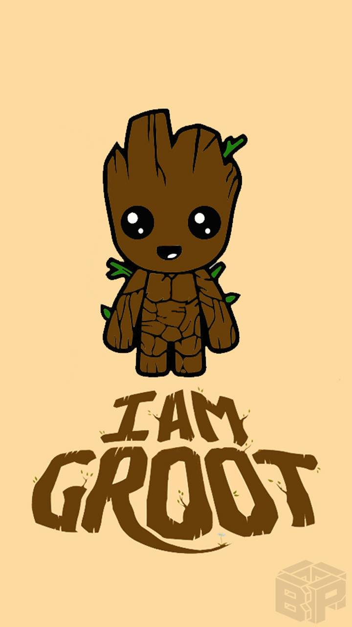 Am Groot Marvel Wallpaper By Balapradeep 48 Free On Zedge
