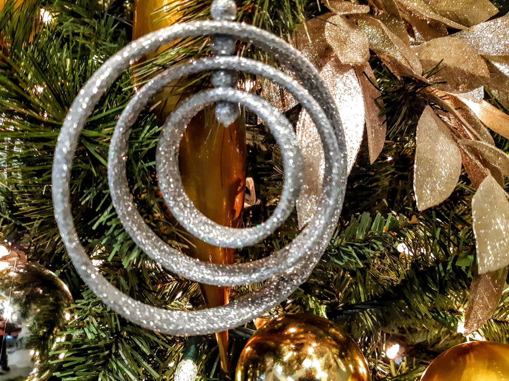 Sparkly Ornament