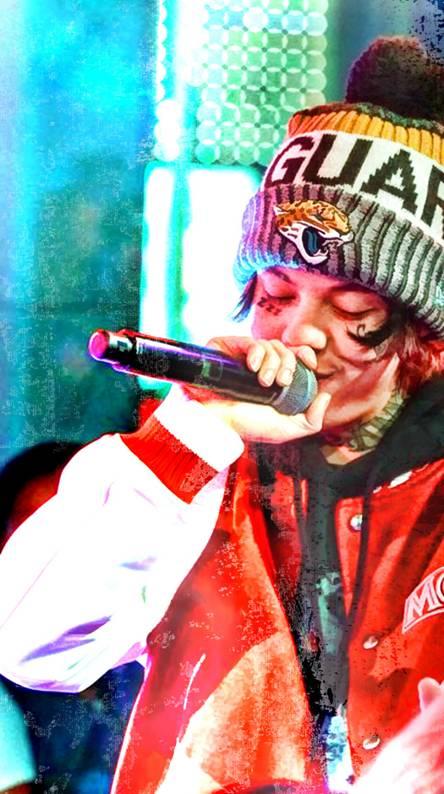 Lil Xan Rapper HD