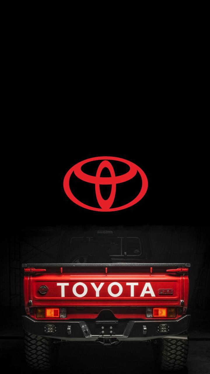 Lockscreen Toyota LC