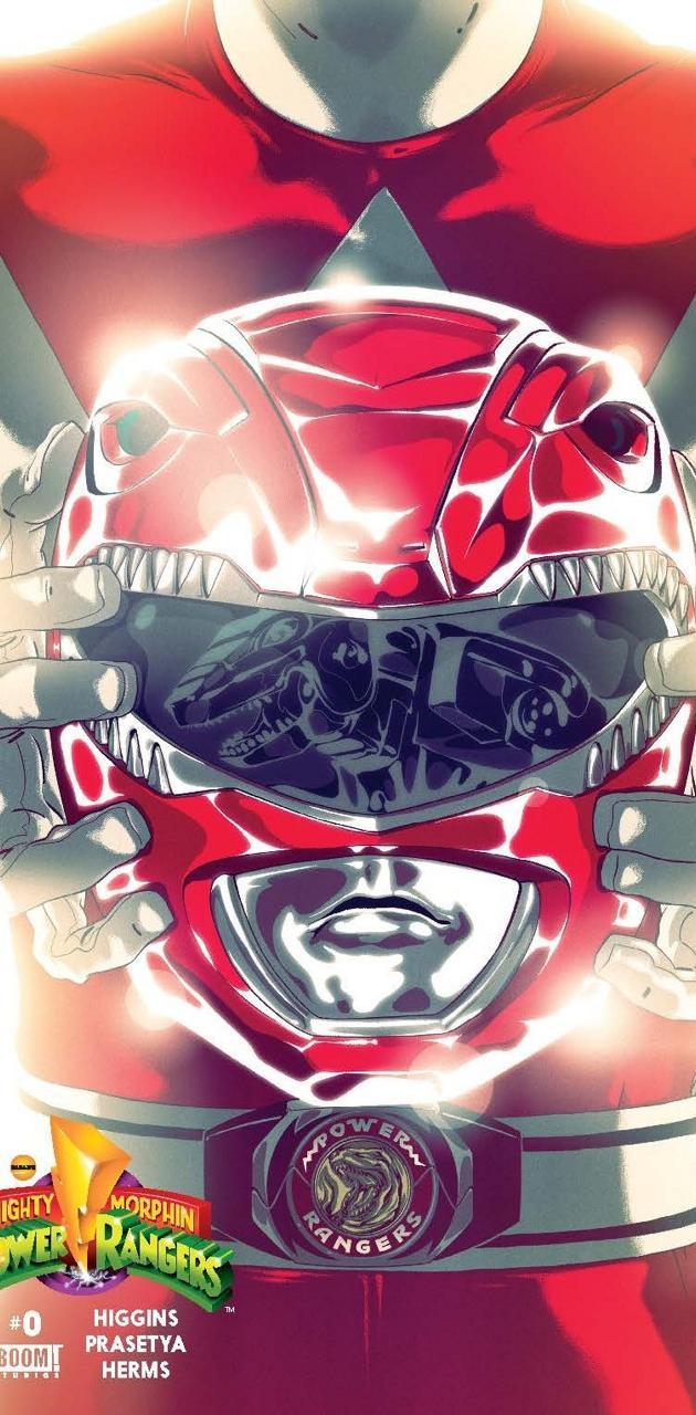 Power Ranger Red