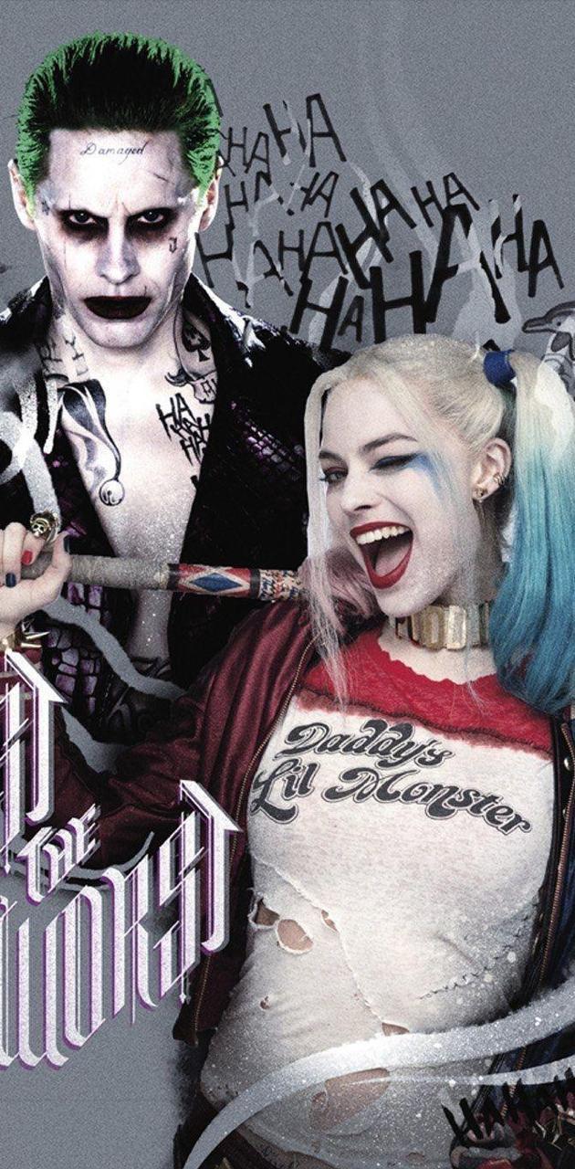 MrJ and Harley Quin