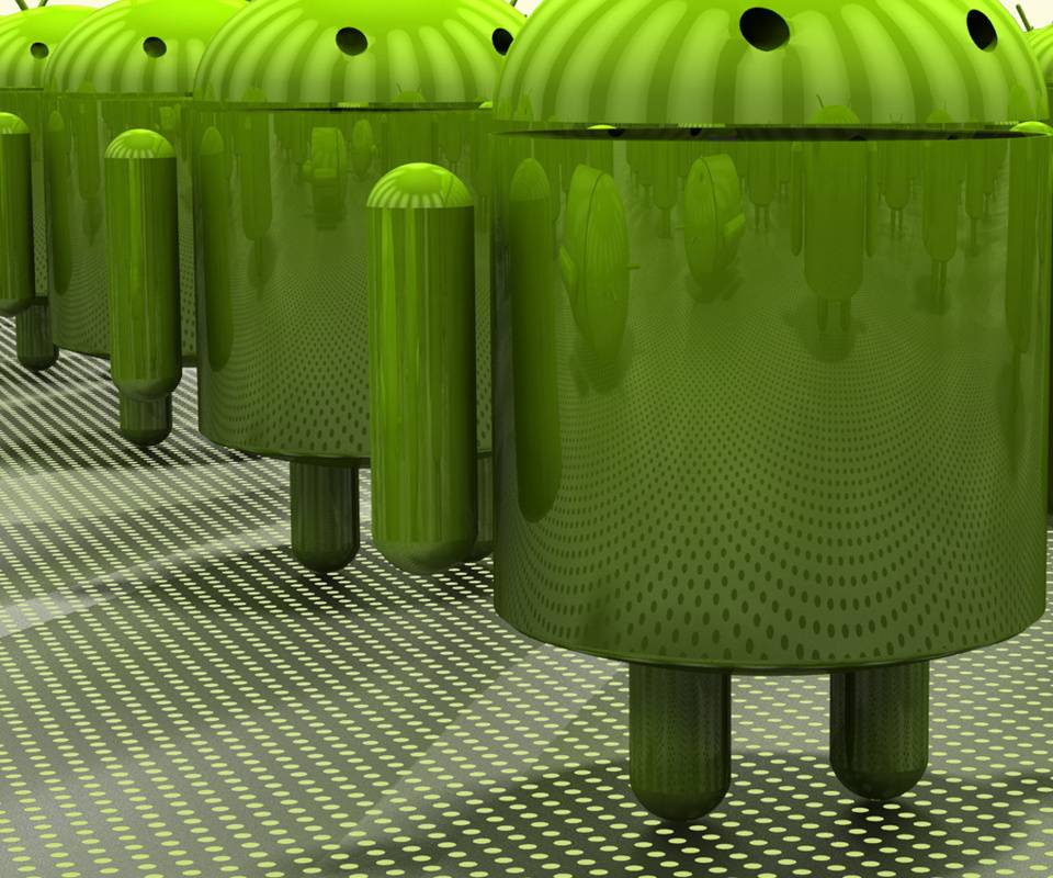 Android Army 1