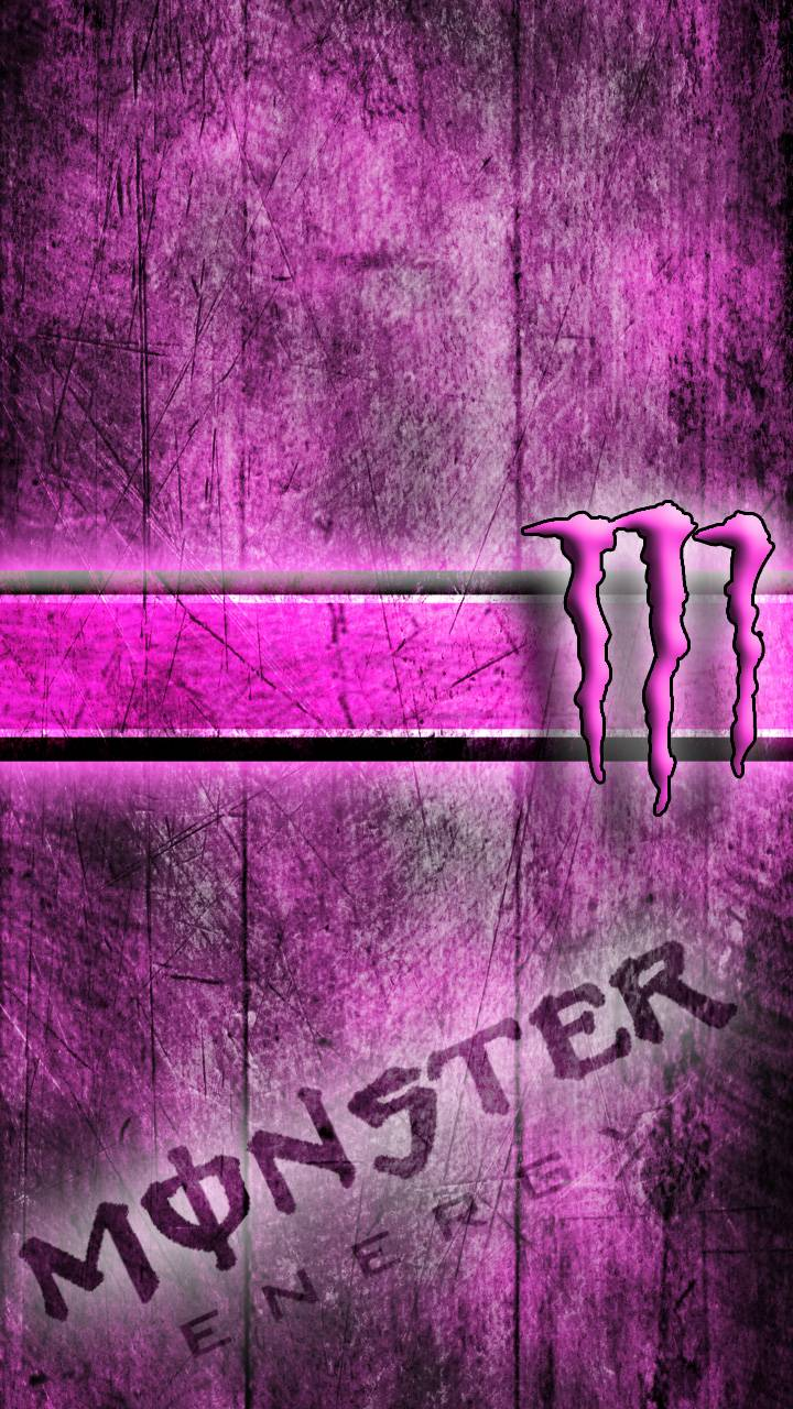 Girly Moster Pink