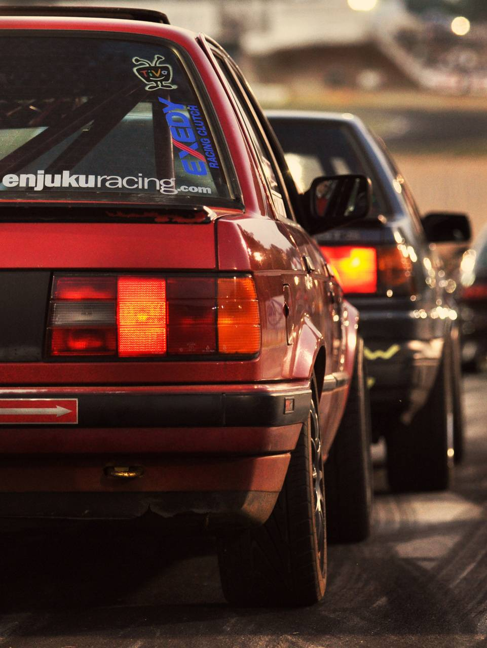 E30 Drift