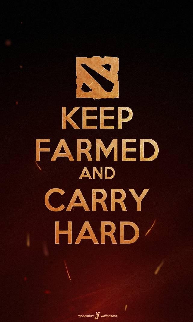 Keep farmed