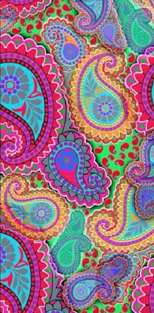 paisley Color