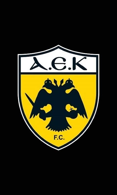 AEK FC New Logo