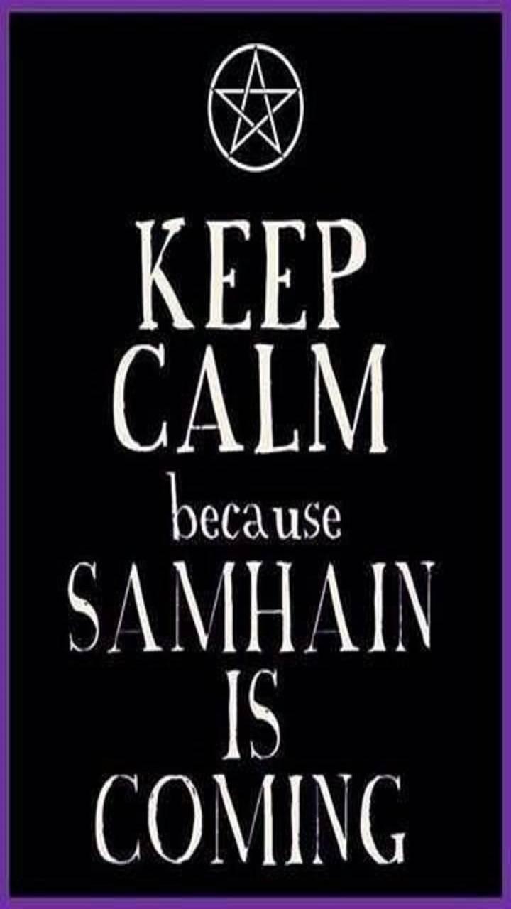 KeepCalmSamhain
