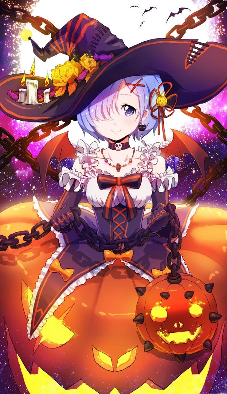 Rem halloween