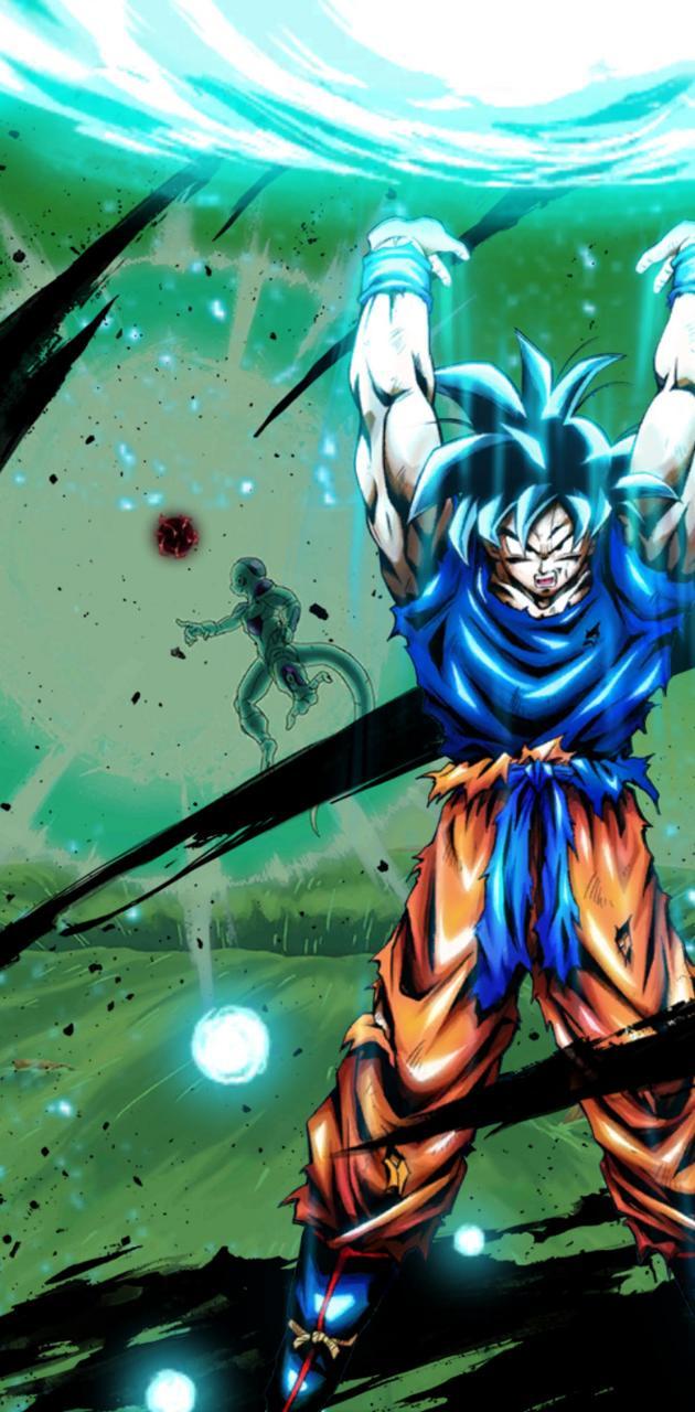Freeza Saga Goku