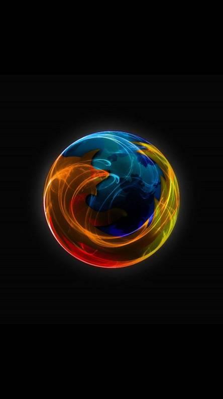 Fractal Firefox