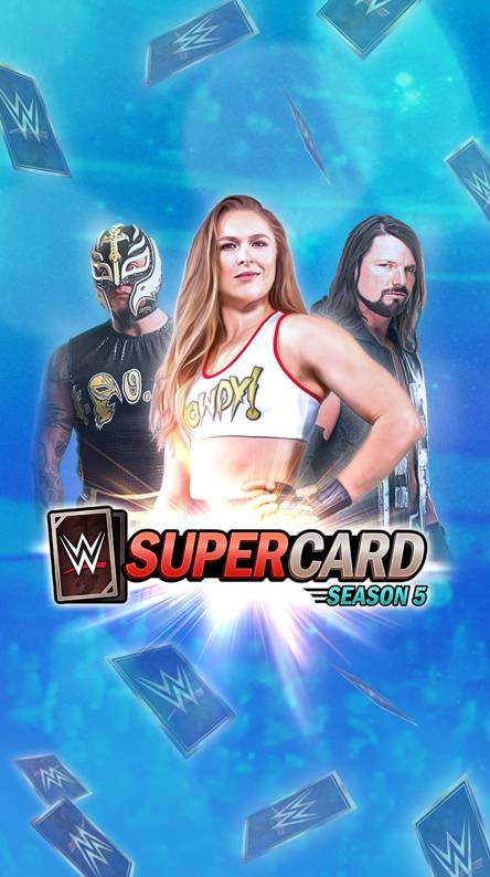 Wwe Supercard Ringtones And Wallpapers Free By Zedge