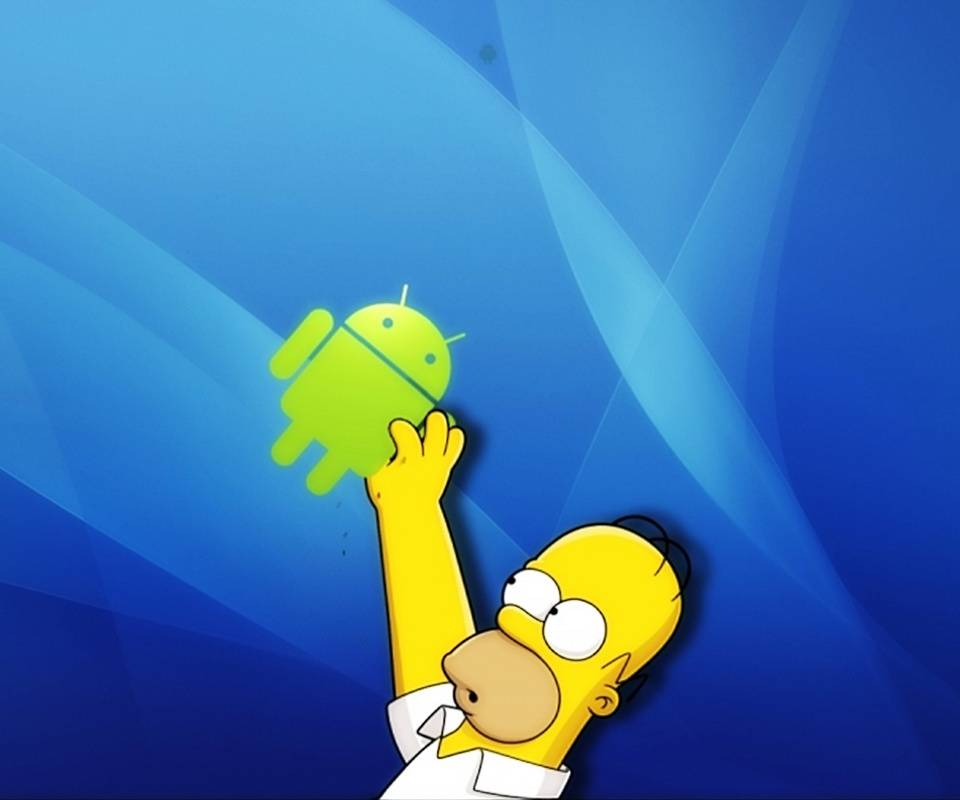 Android Homer