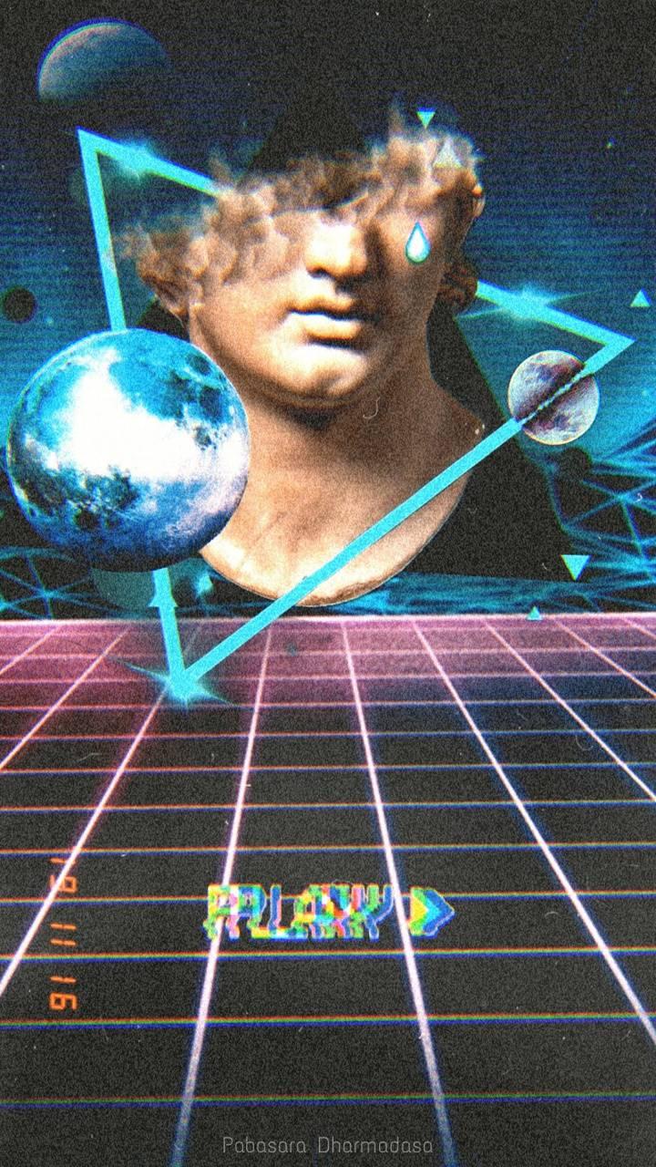 Retro aesthetic