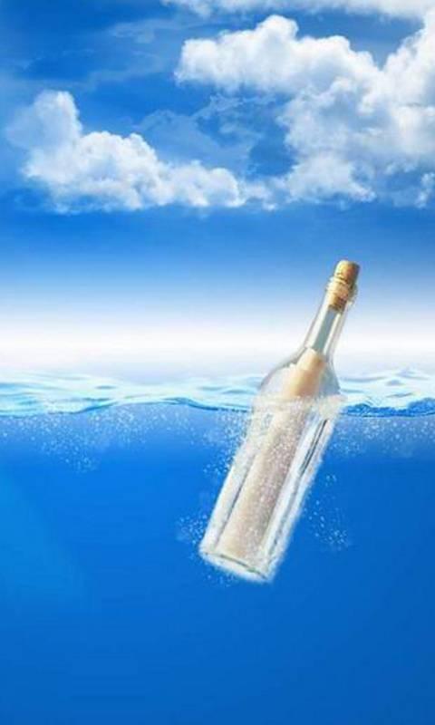 Messageon Bottle