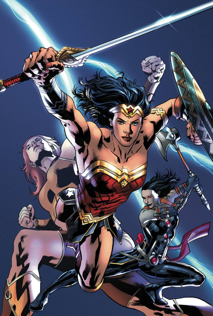 Wonder Woman amazon