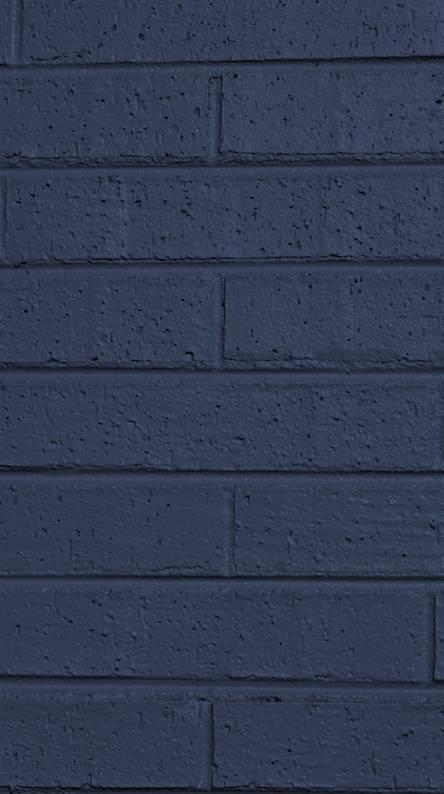 Grey Blue Bricks
