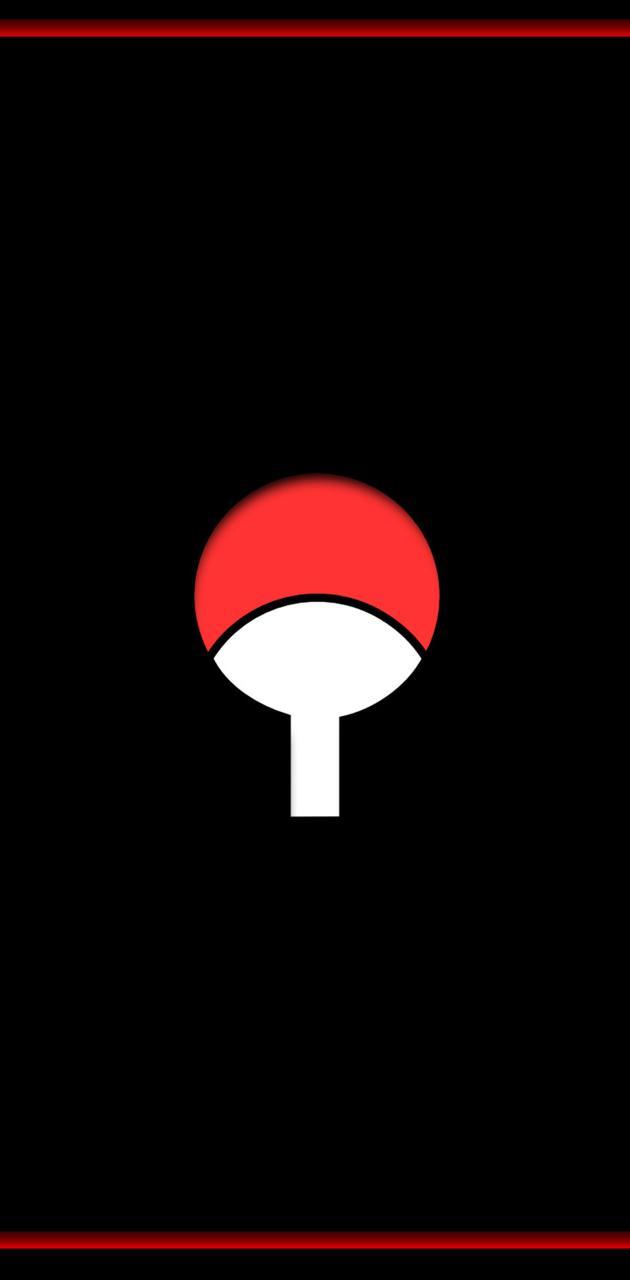Amoled Uchiha Emblem