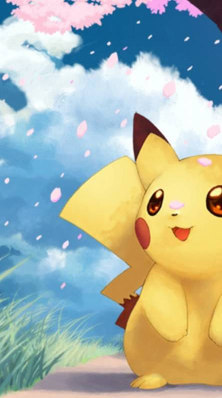 Pikachu Wallpapers Free By Zedge