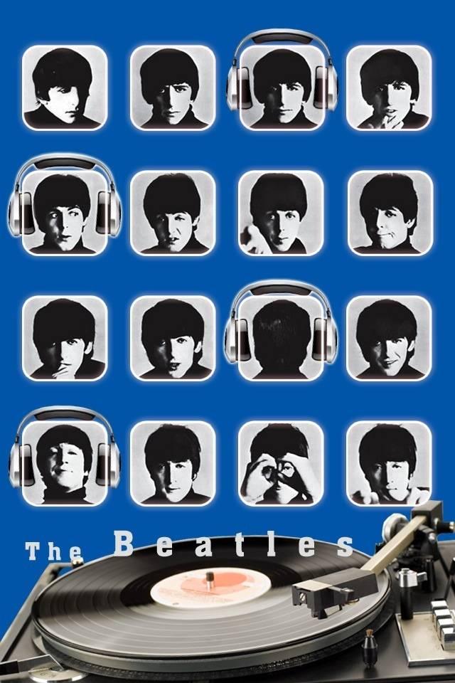The Beatles Shelf