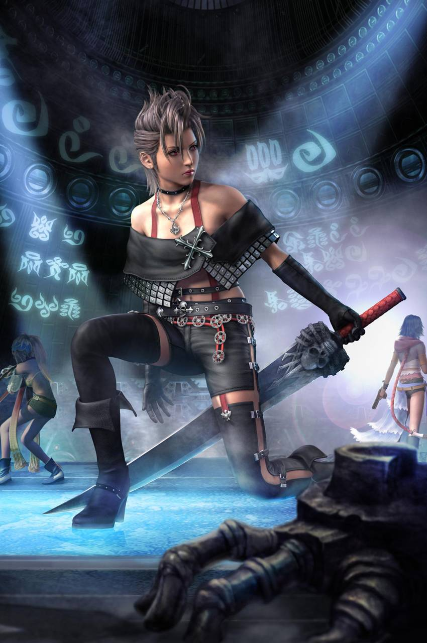 final fantasy x-2 wallpapergabe98 - 56 - free on zedge™