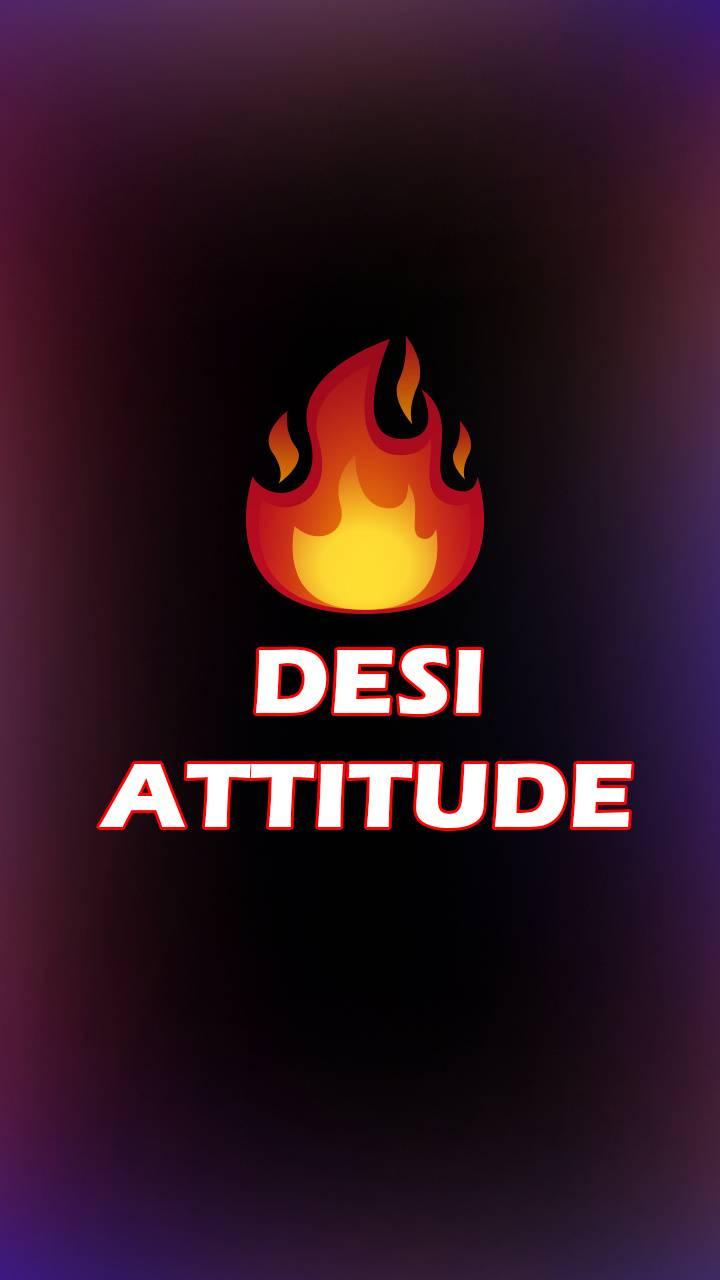 DESI ATTITUDE