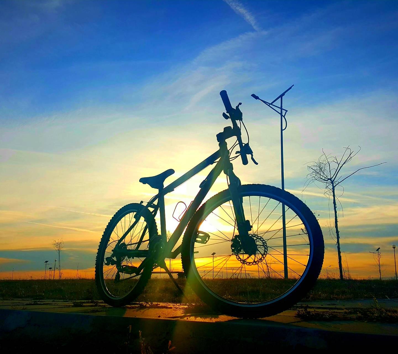 BikeInTheSun