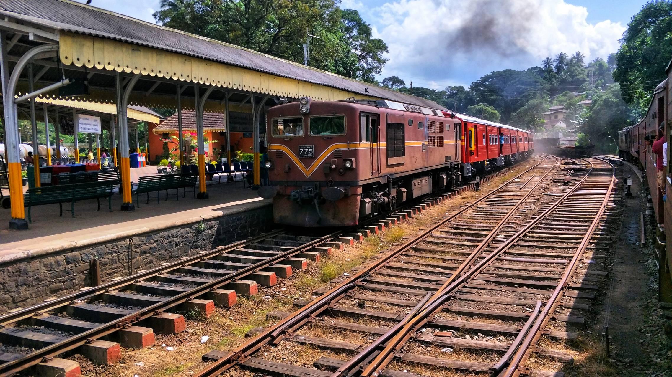 SL railway psk12
