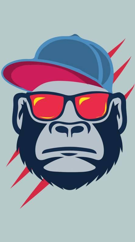 Illustrator monkey