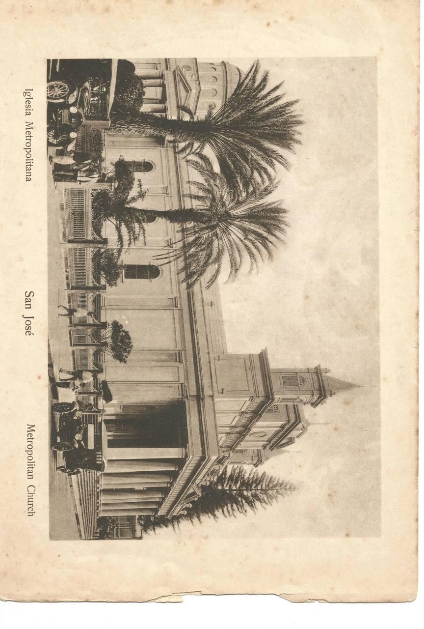San Jose Church 1922