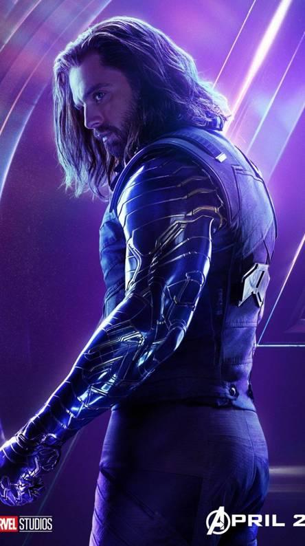Bucky Avengers 3