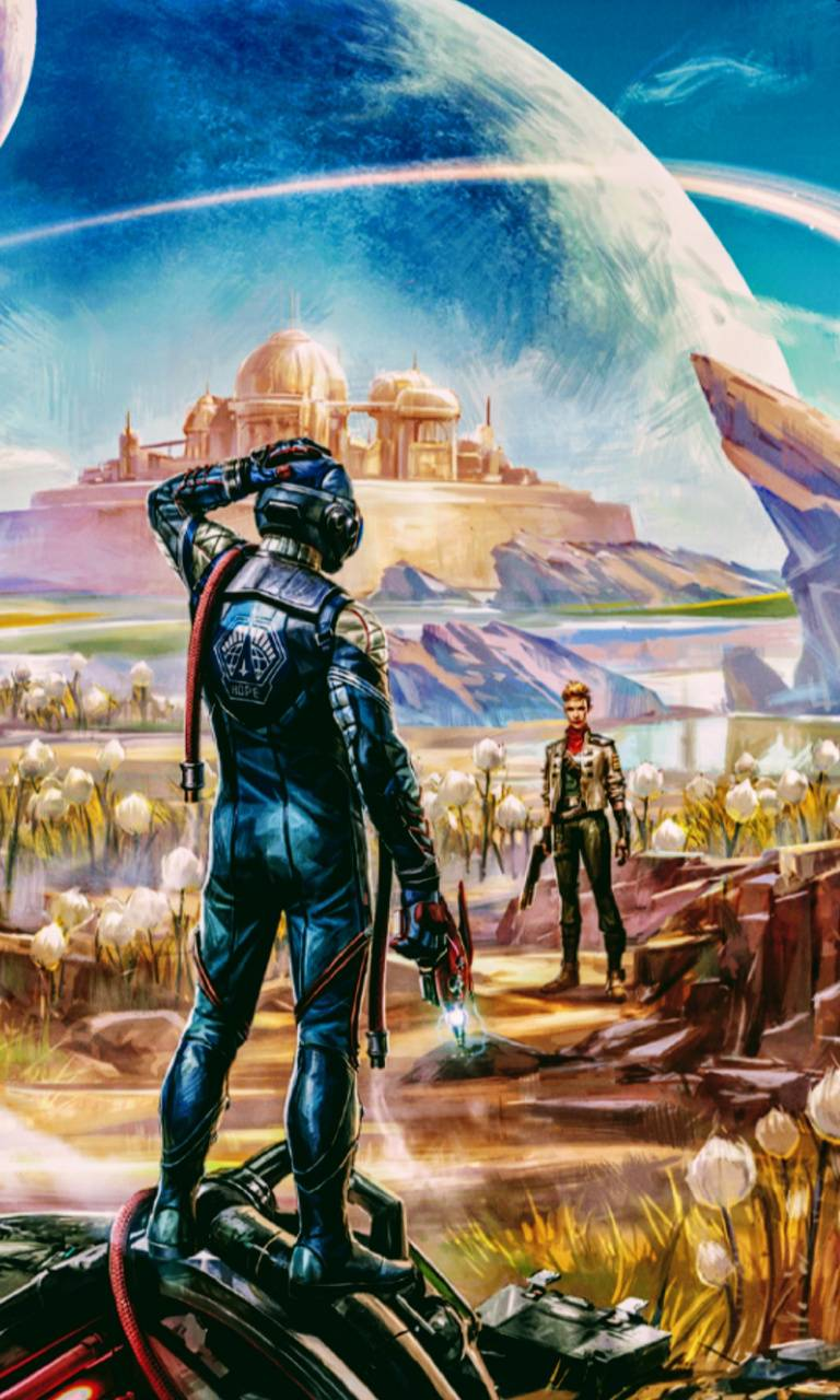 The Outer Worlds Wallpaper By Mastertit 40 Free On Zedge