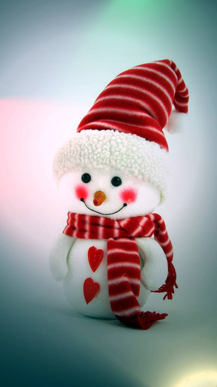 Cute Snowman Wallpaper By Floradam 04 Free On Zedge