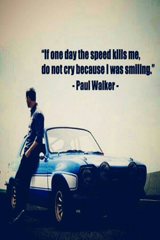 Paul walker best