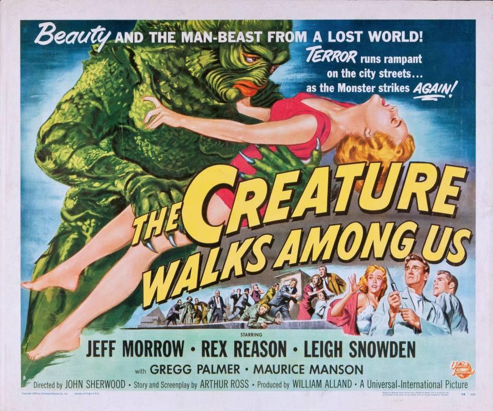 Creature Walks Among